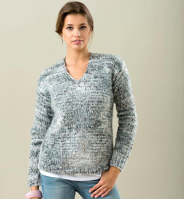Modele tricot femme gratuit aiguille 5