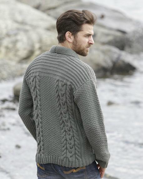 Gilet tricot homme gratuit