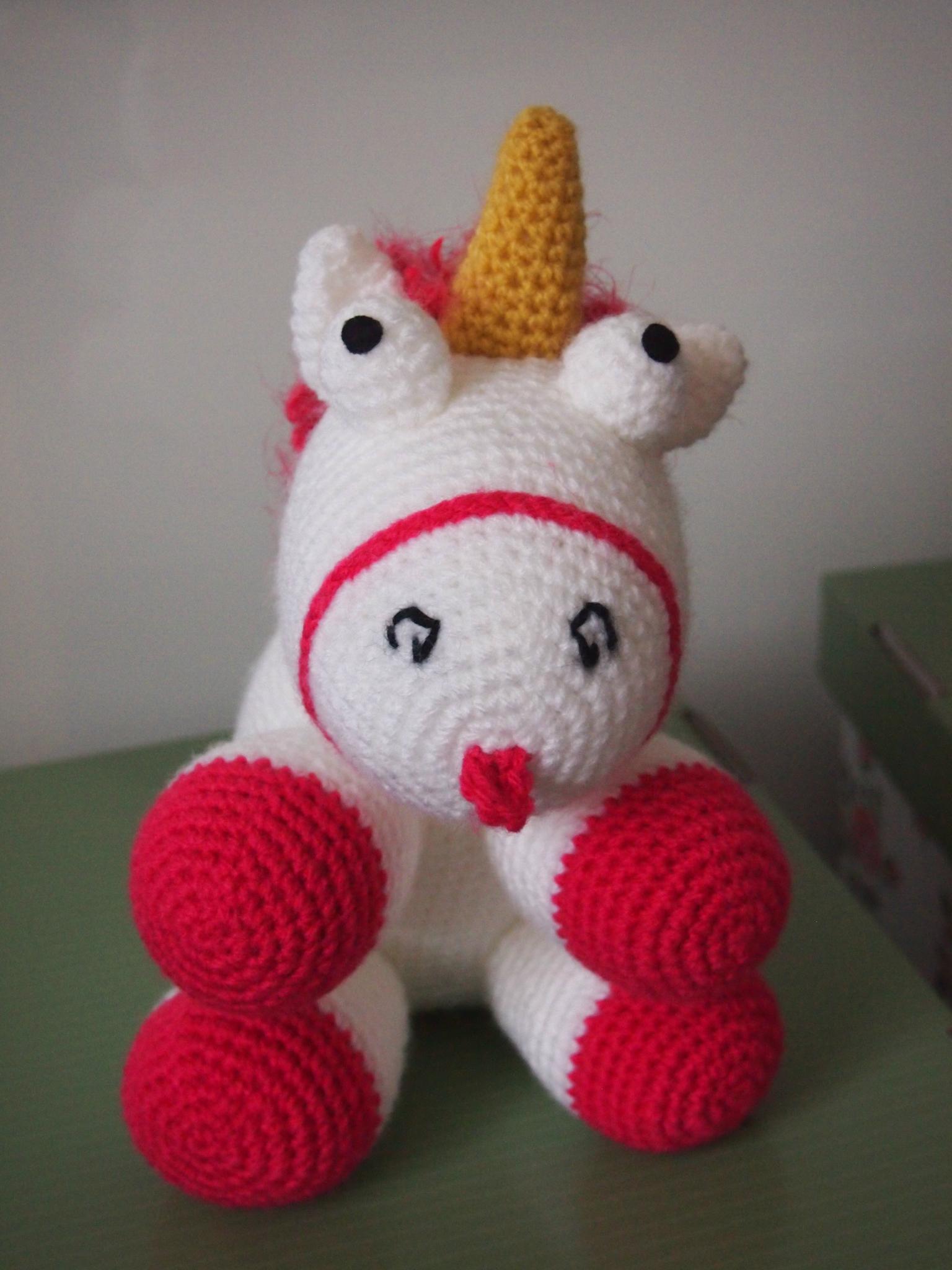 Tricot licorne