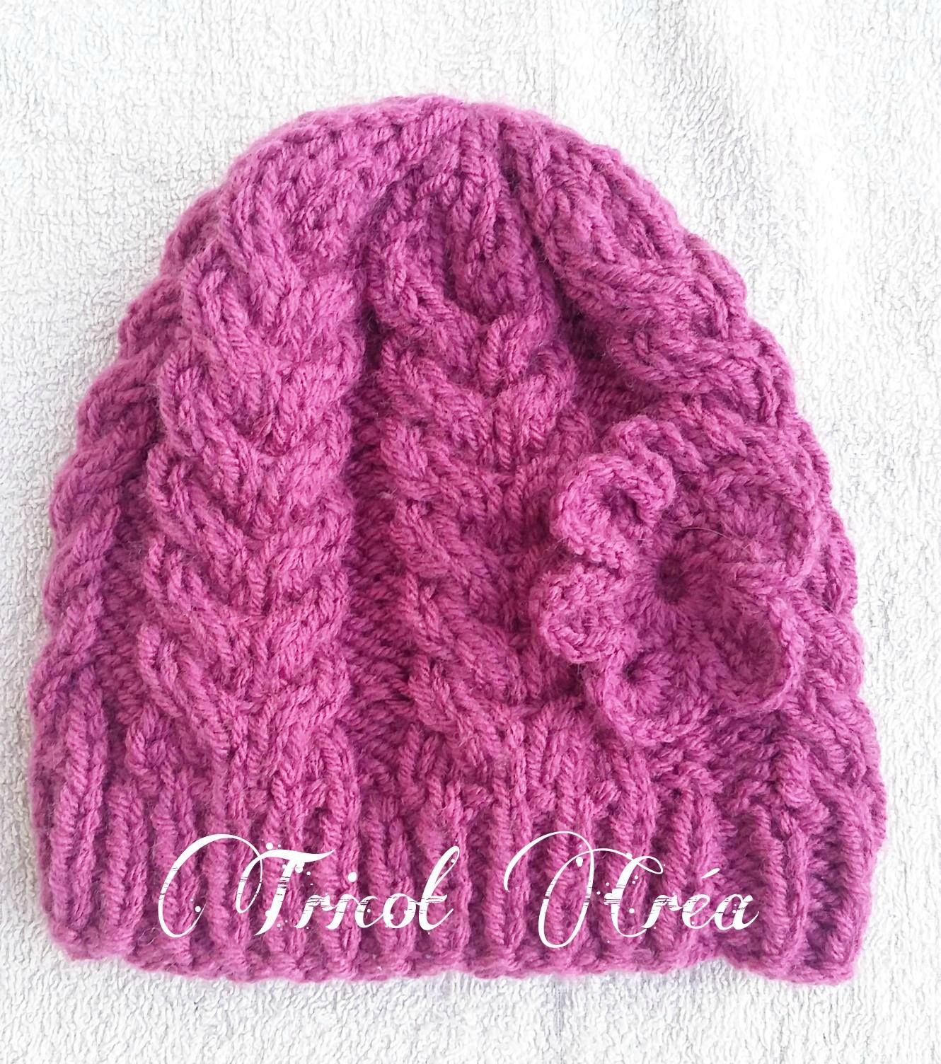 Tricoter un snood et un bonnet - Idées de tricot gratuit 785da7f2a03