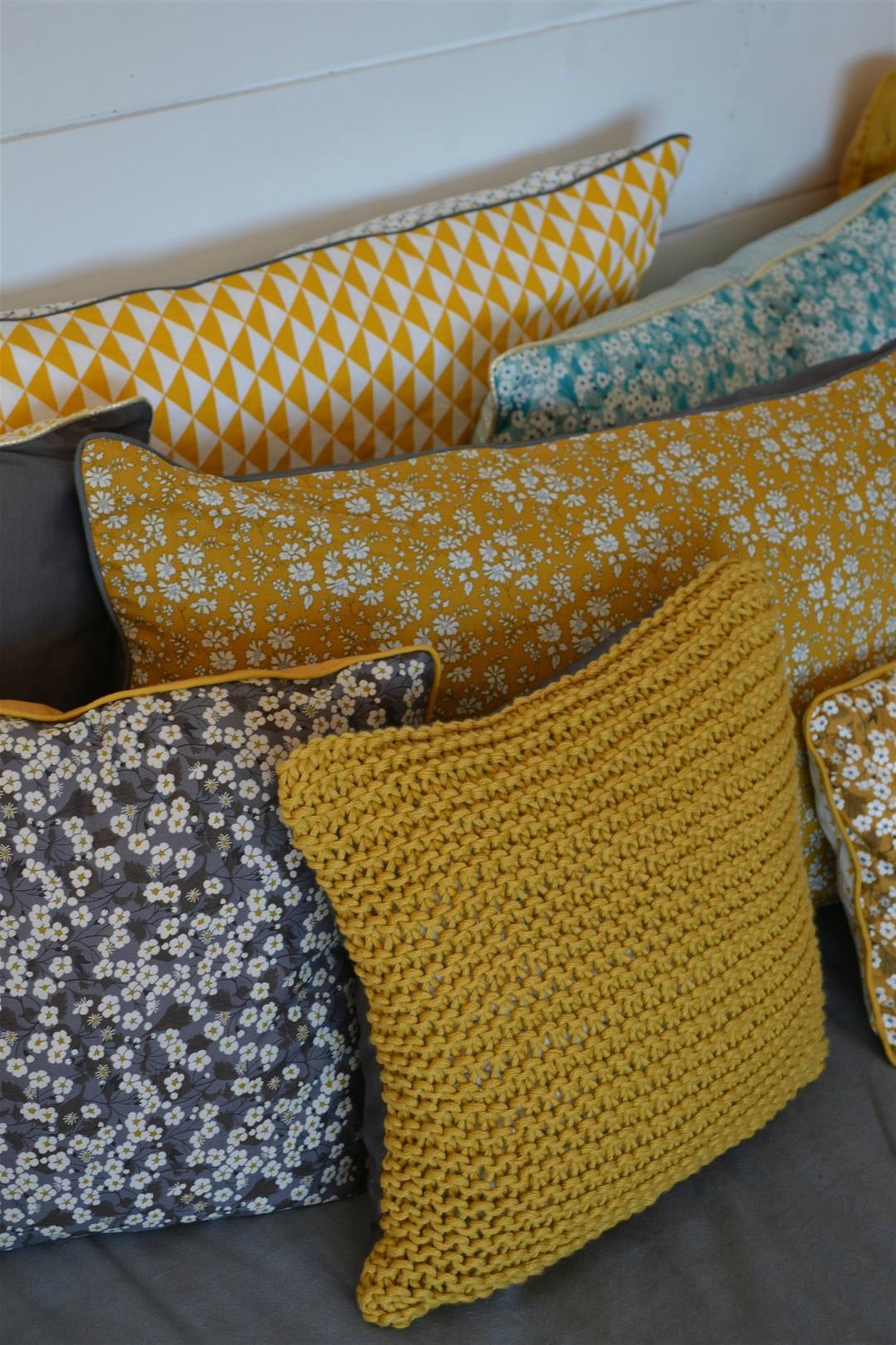 Tricoter housse coussin   Idées de tricot gratuit