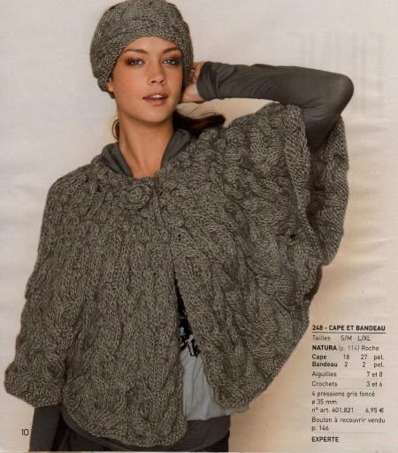 Modèle tricot femme bergère de france