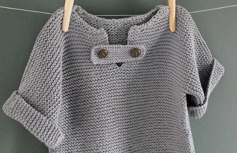 Modele tricot bebe gratuit