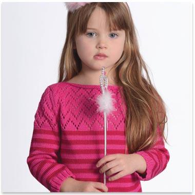 Modele de tricot pour enfant
