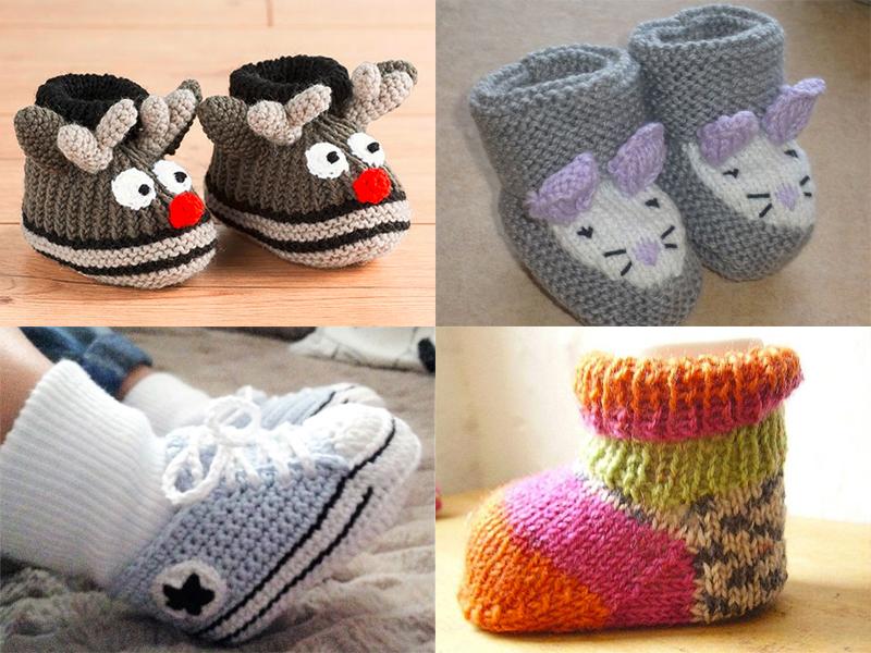 A tricoter pour bebe