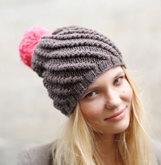 Modele bonnet fille tricot gratuit - Idées de tricot gratuit 18efb257115