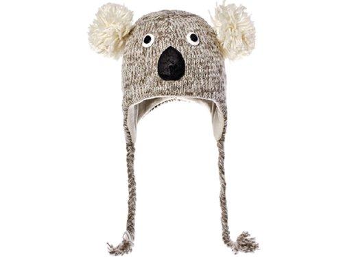 Tricoter bonnet koala