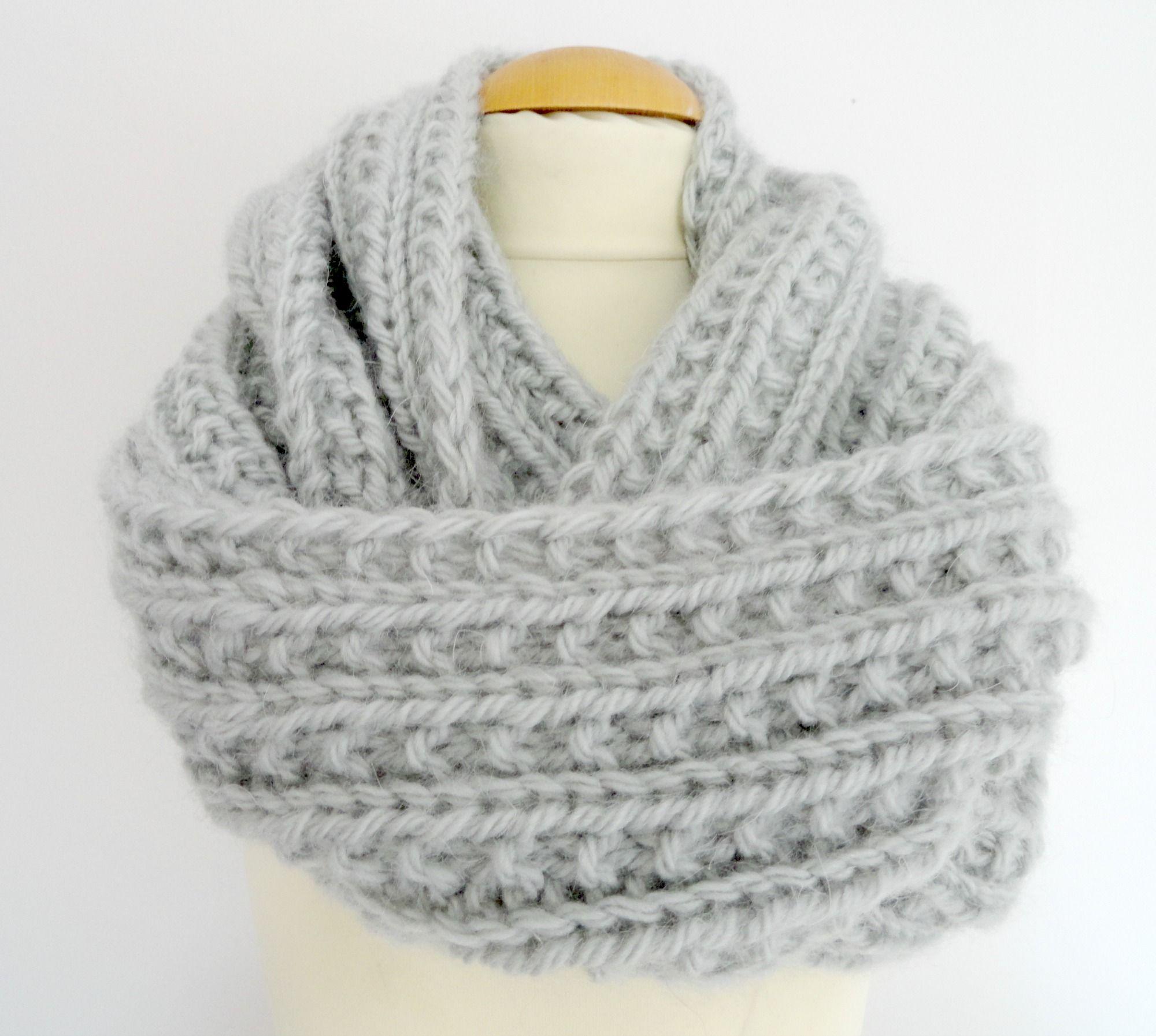 Tricot snood bebe - Idées de tricot gratuit 82d265e42ba