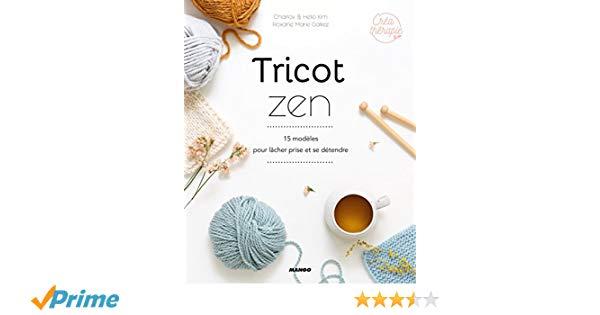 Tricot zen livre