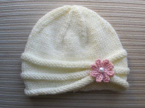 fabe6a590ce01 Tricot bonnet fille 3 ans - Idées de tricot gratuit