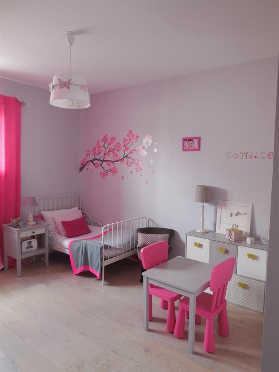 Chambre bébé fille vieux rose - Idées de tricot gratuit