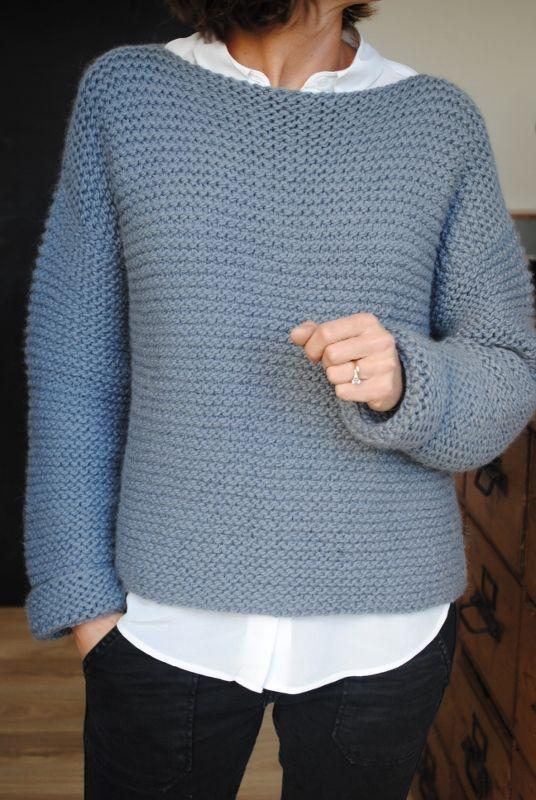 Modele tricot femme gratuit 2014