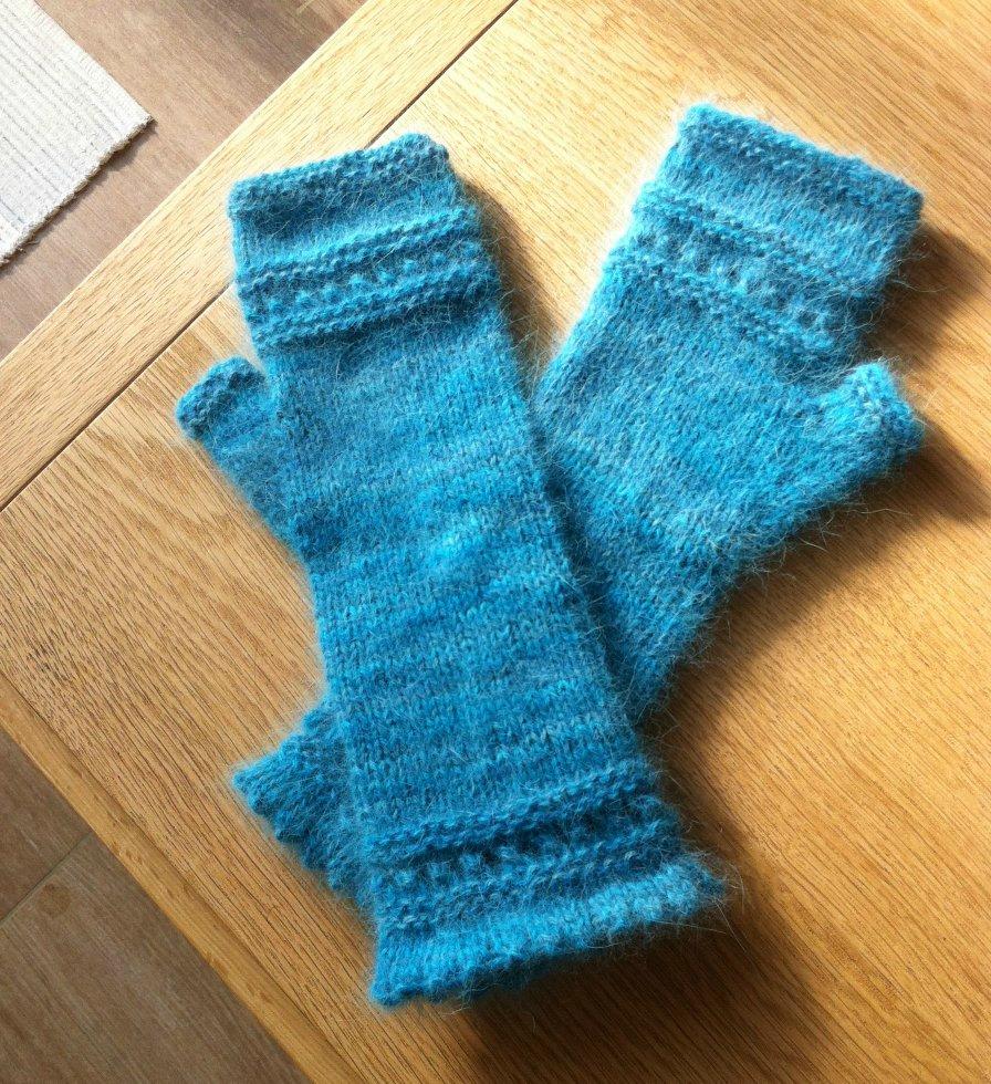 Quoi tricoter avec des restes de laine