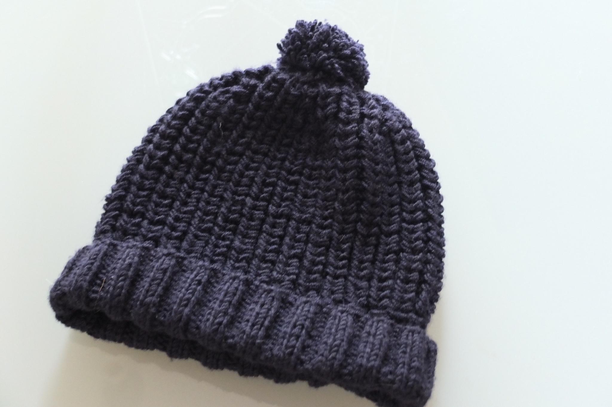 7c20c694af47 Tuto tricot bonnet femme simple - Idées de tricot gratuit