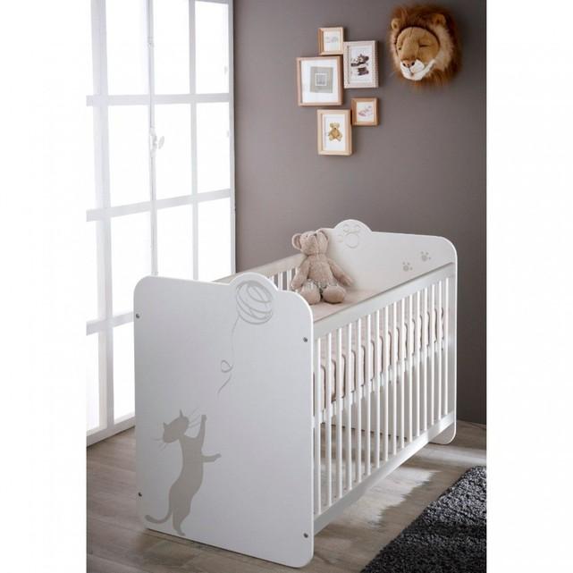 Chambre bébé terre de nuit