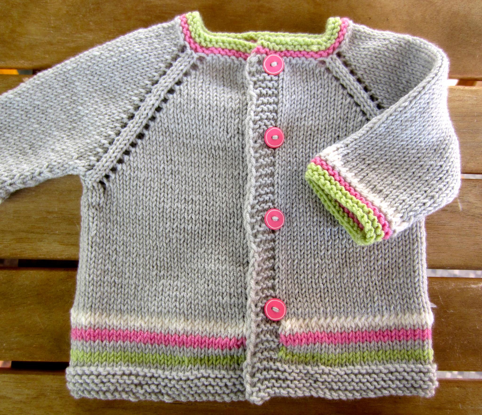 Tricoter raglan - Idées de tricot gratuit a194b0bb5d16