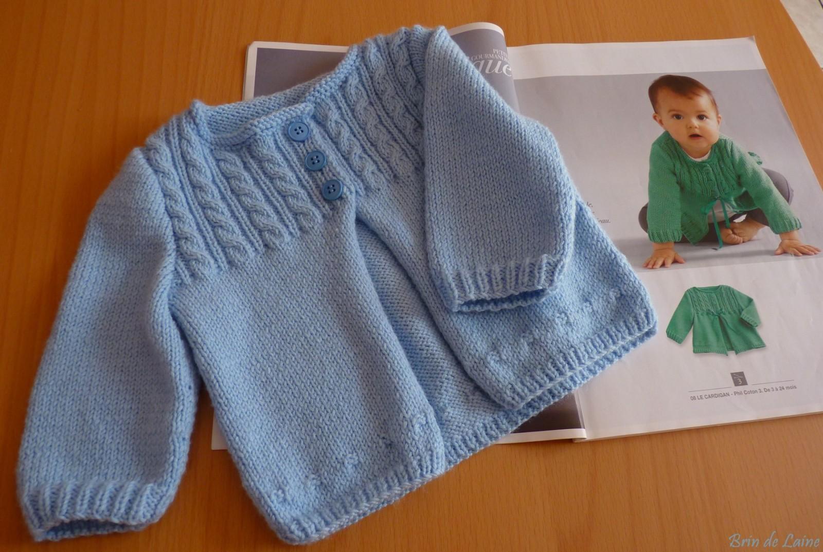 6995a5da3e2 Laines phildar modeles gratuits - Idées de tricot gratuit