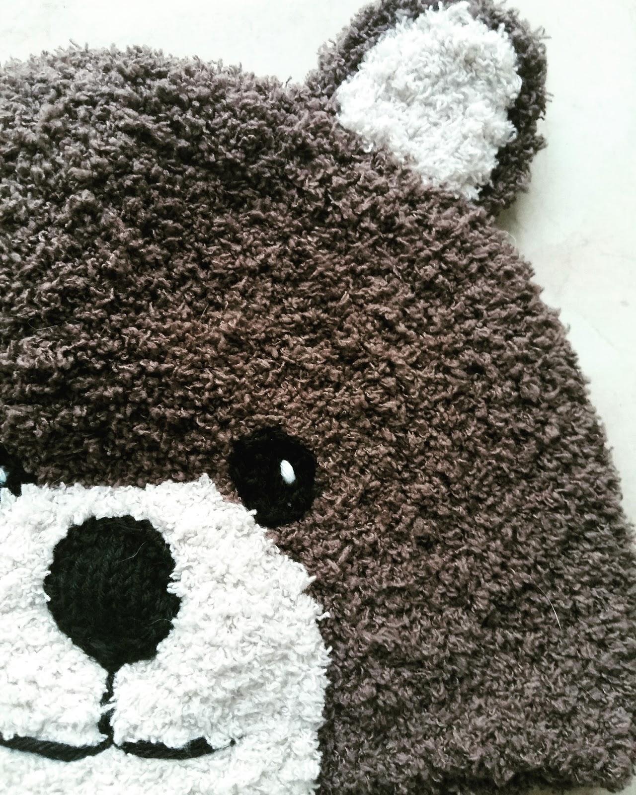 8ed696128f76 Tricoter un bonnet ourson - Idées de tricot gratuit