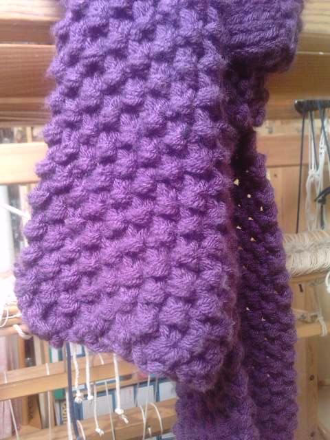 Étonnant Quel Point Pour Tricoter Une Écharpe tricot quel point pour une écharpe - idées de tricot gratuit