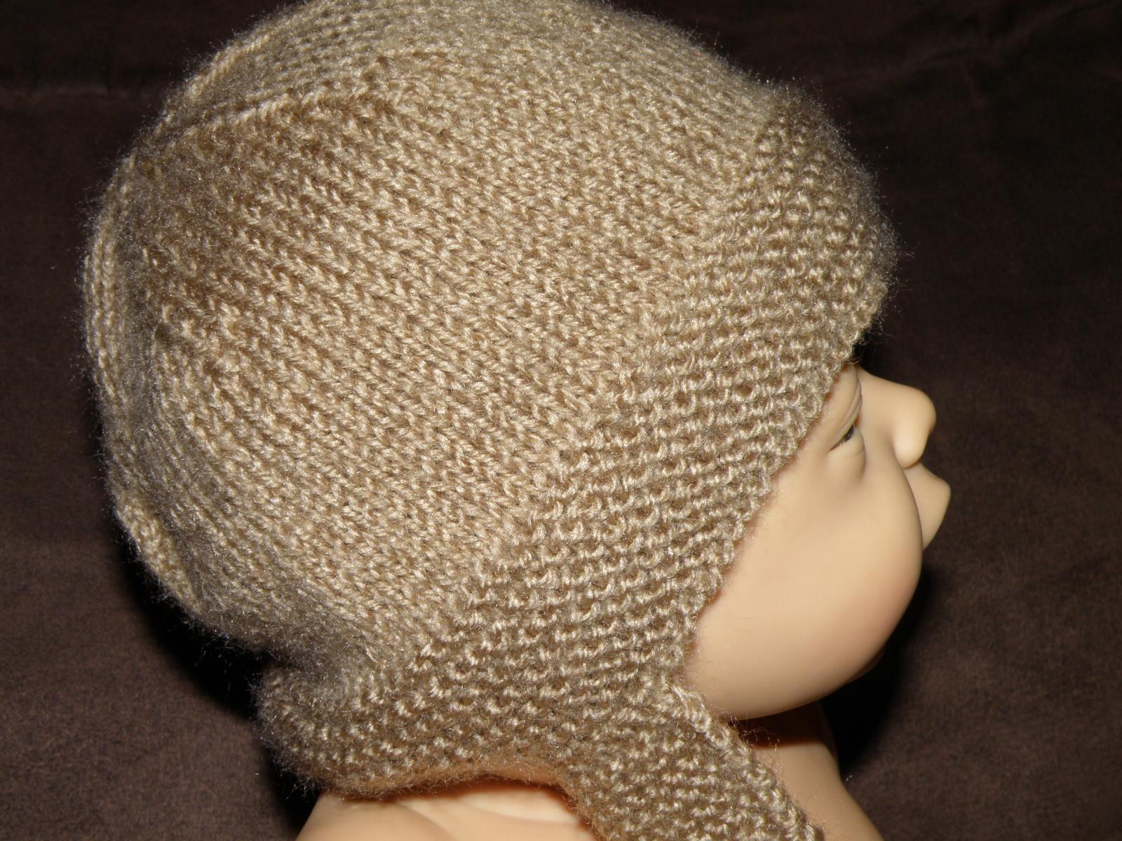 Tricoter un bonnet pour bébé facile - Idées de tricot gratuit 179c7a4d6bc