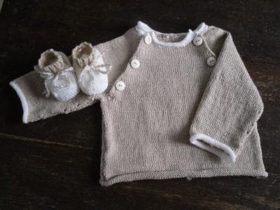 Tricoter de la layette
