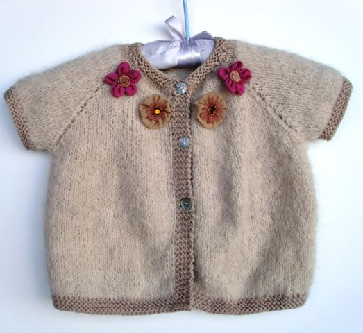 8c917af68b649 Modèle pull bébé à tricoter gratuit - Idées de tricot gratuit