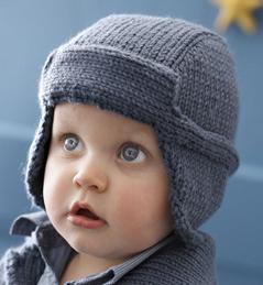 9a2b1e82fd9 Modèle tricot bonnet bébé gratuit - Idées de tricot gratuit