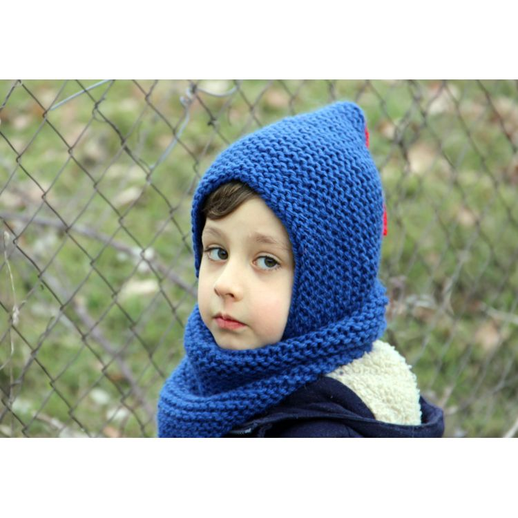Tricoter un snood cagoule gratuit - Idées de tricot gratuit 0dbbbca5a0c
