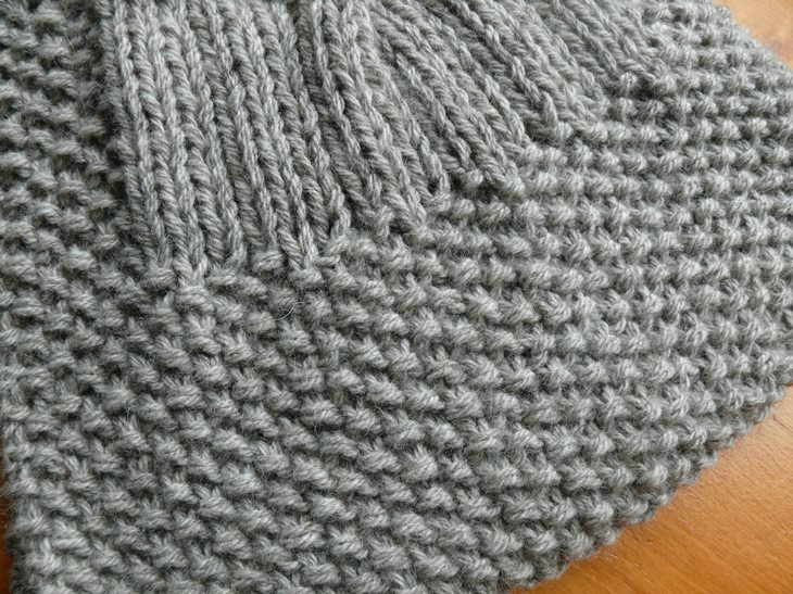 Tricoter en point mousse - Idées de tricot gratuit 85ddf56eb57