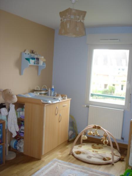 Chambre bébé garçon bleu et beige - Idées de tricot gratuit