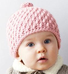 59ff7e1a24b Tricoter un bonnet au crochet - Idées de tricot gratuit