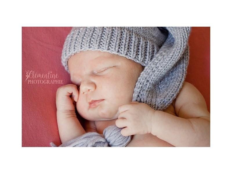 Tricoter un bonnet de meunier