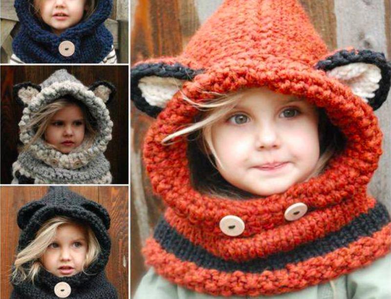 a86c0925360b Bonnet ourson tricoté - Idées de tricot gratuit