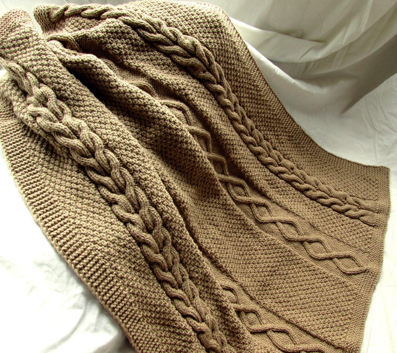 Tricoter des torsades