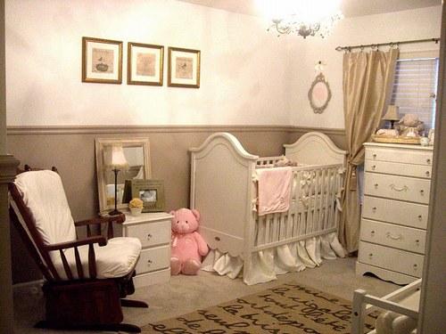 Chambre bebe beige et taupe - Idées de tricot gratuit