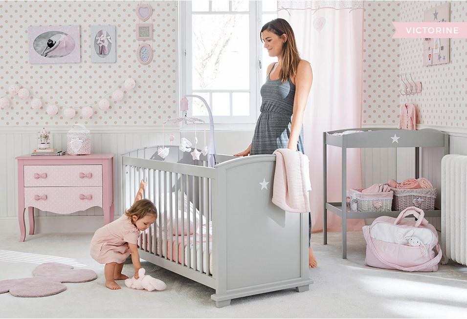 Chambre bébé fille maison du monde - Idées de tricot gratuit