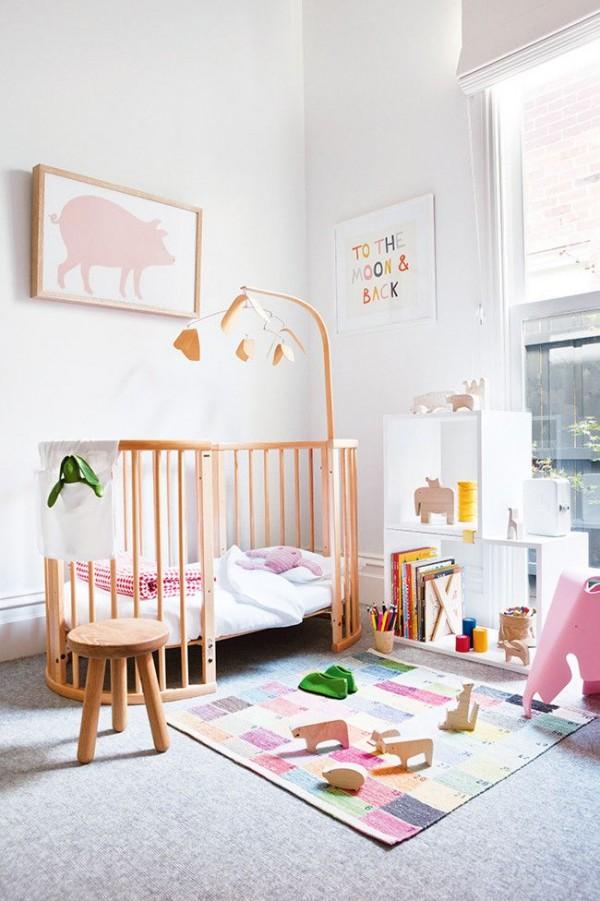 Chambre bebe fille blanche - Idées de tricot gratuit