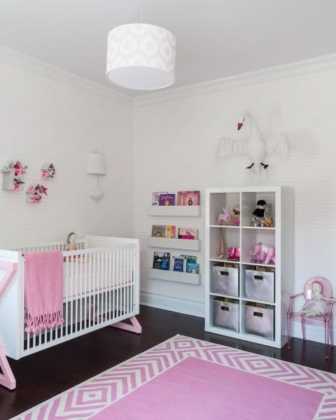 Chambre bébé fille - Idées de tricot gratuit