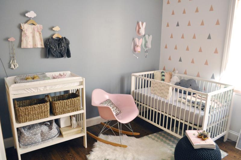 Idee Deco Chambre Fille Bebe Idees De Tricot Gratuit