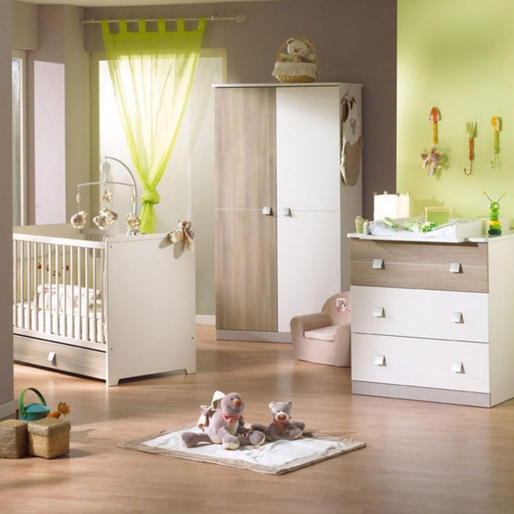 Chambre bebe vert anis - Idées de tricot gratuit