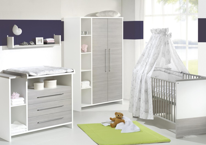 Chambre complete de bébé - Idées de tricot gratuit