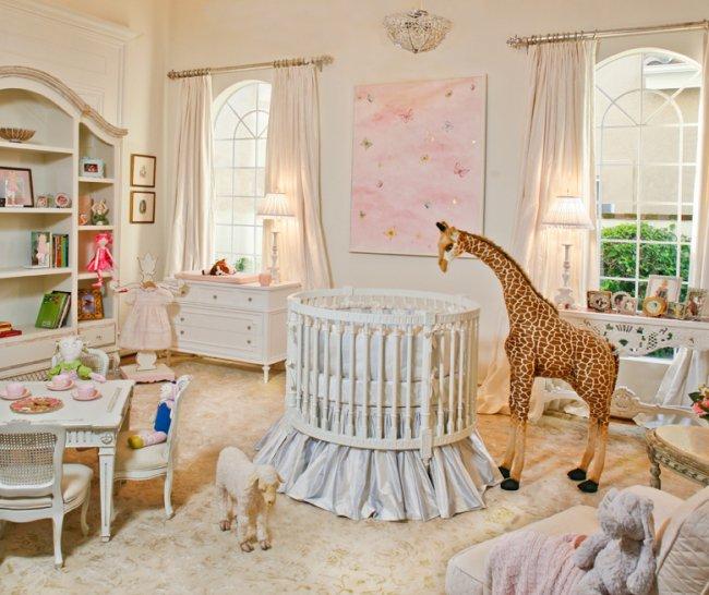 Chambre bébé luxe - Idées de tricot gratuit