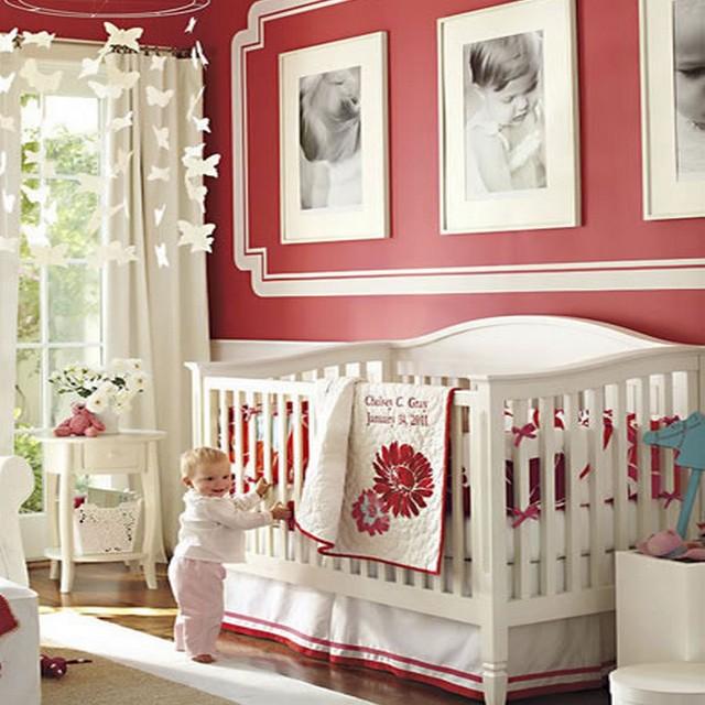 Chambre bebe rouge - Idées de tricot gratuit