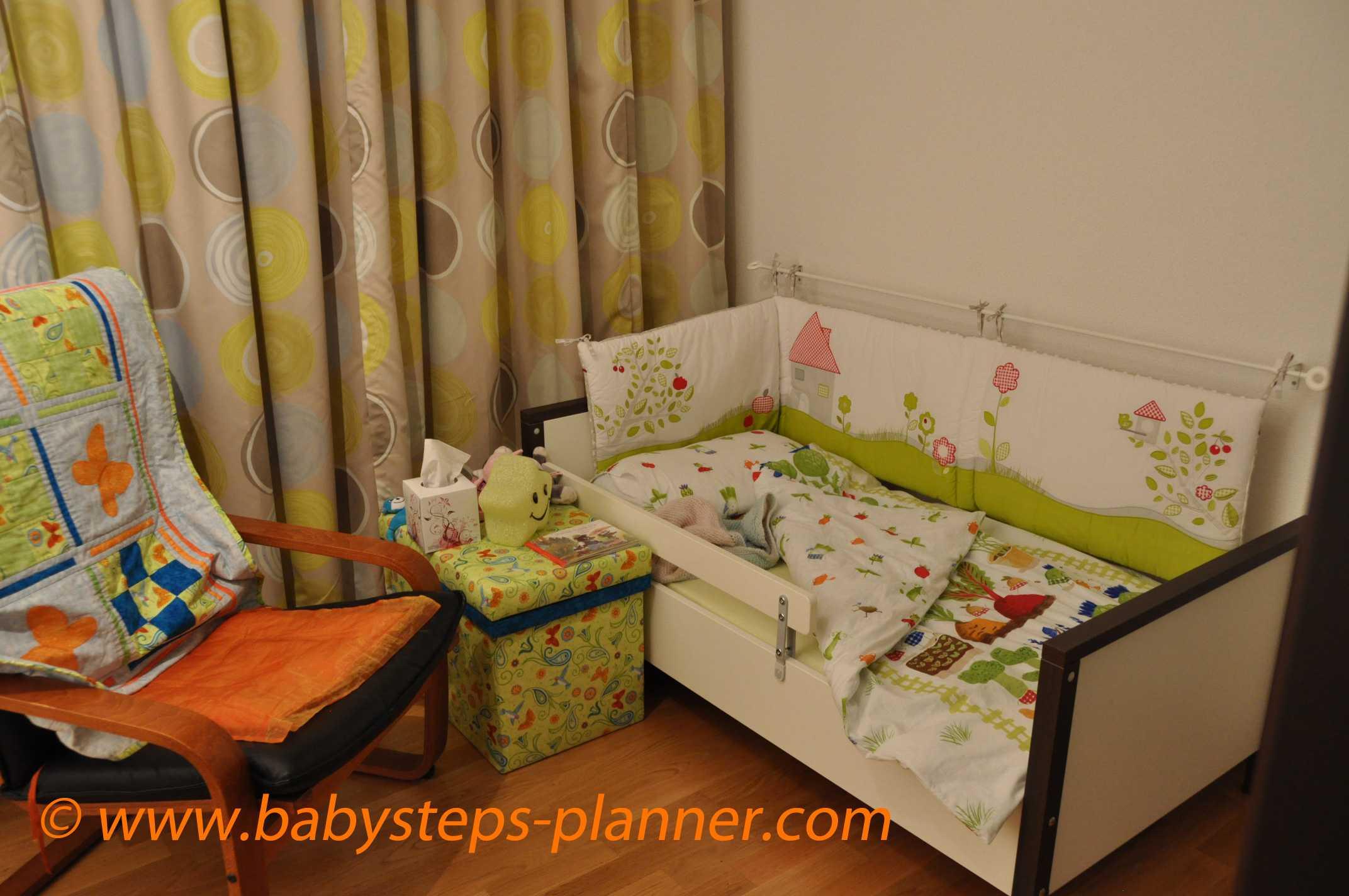 Chambre bébé fille 2 ans - Idées de tricot gratuit