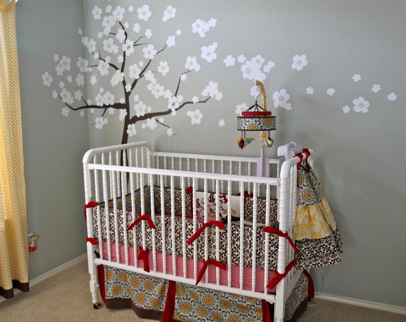 Chambre bebe garcon rouge - Idées de tricot gratuit