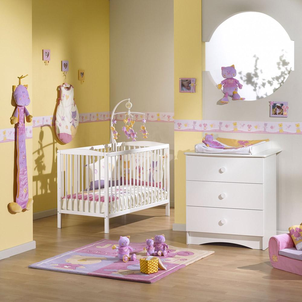 Meuble Chambre Bebe Fille Idees De Tricot Gratuit