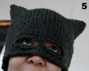 1785b171394b Tricoter un bonnet rigolo - Idées de tricot gratuit