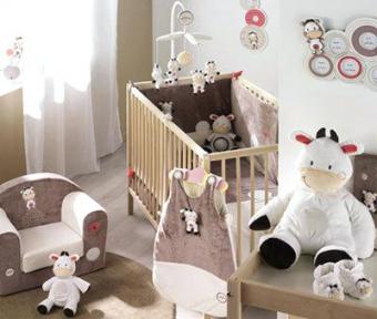 couleur mur chambre b b mixte id es de tricot gratuit. Black Bedroom Furniture Sets. Home Design Ideas