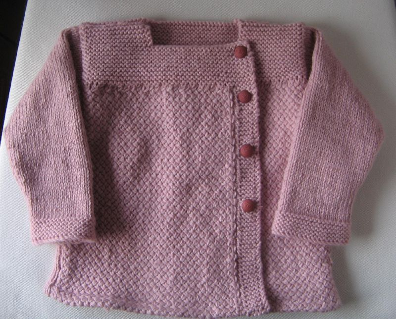 2562144aee535 Tricot gilet garçon 10 ans - Idées de tricot gratuit