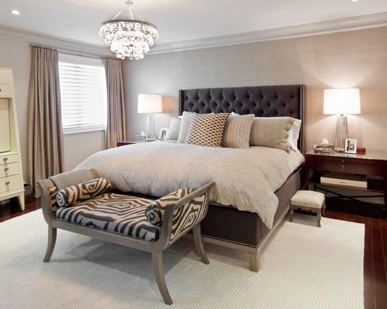 Decoration d une chambre a coucher - Idées de tricot gratuit